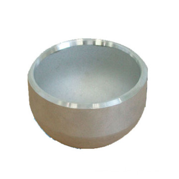 Top for Black Carbon Steel Pipe Cap Stainless Steel Welded Cap supply to France Suppliers